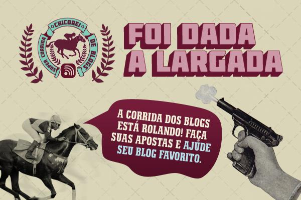 ChicoRei corrida dos blogs