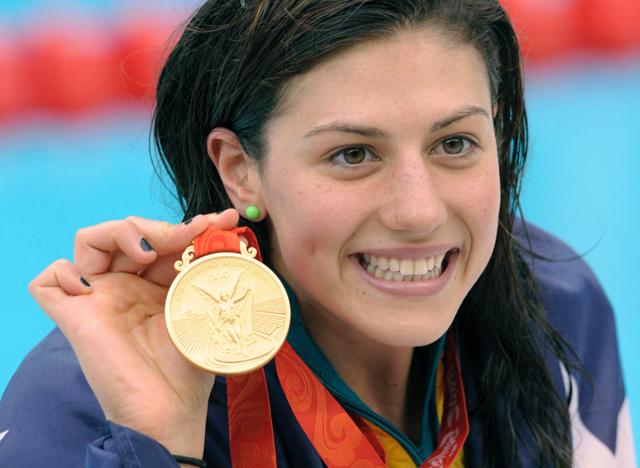 Austrália na olimpíada de Londres 2012: Stephanie Rice