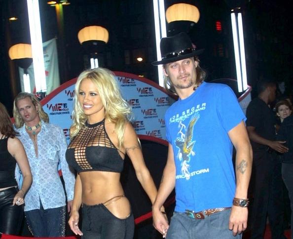 Pamela Anderson em 2001