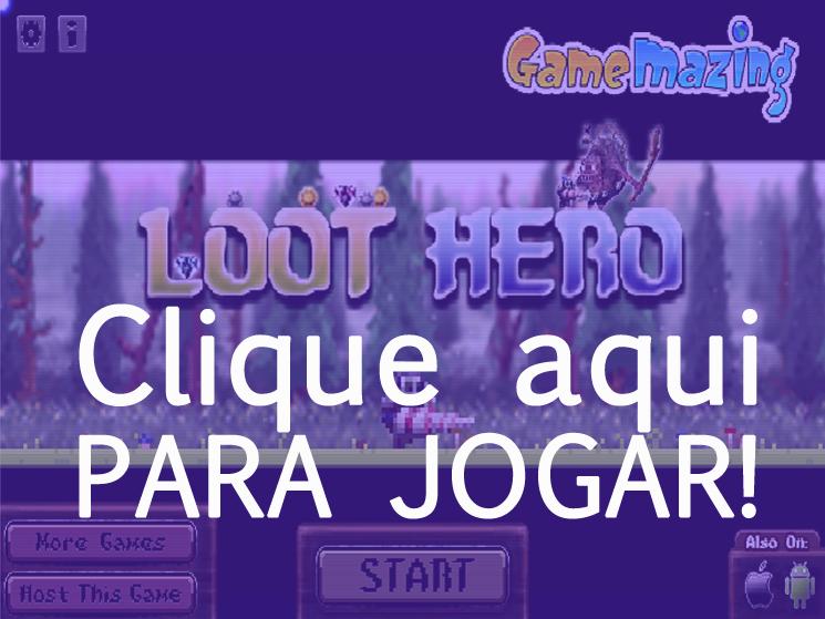 Jogos de online - Loot Hero