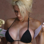 Courtney Stodden uma linda loira
