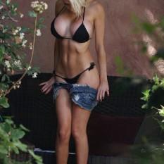 Courtney Stodden de biquíni