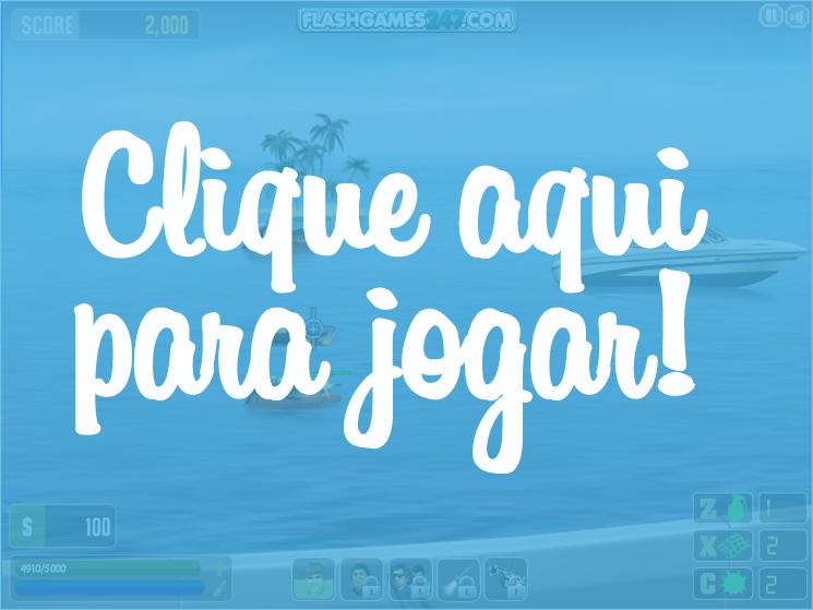 jogo online - Speedboat Shooting