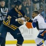 porrada hockey scott vs johnson