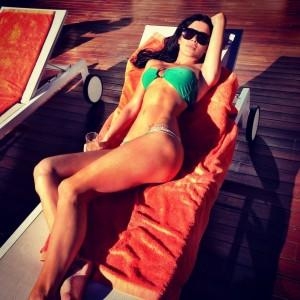 Gemma lee farrell Playboy Playmate Monster energy girl