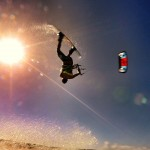 Kiteboarding lifestyle