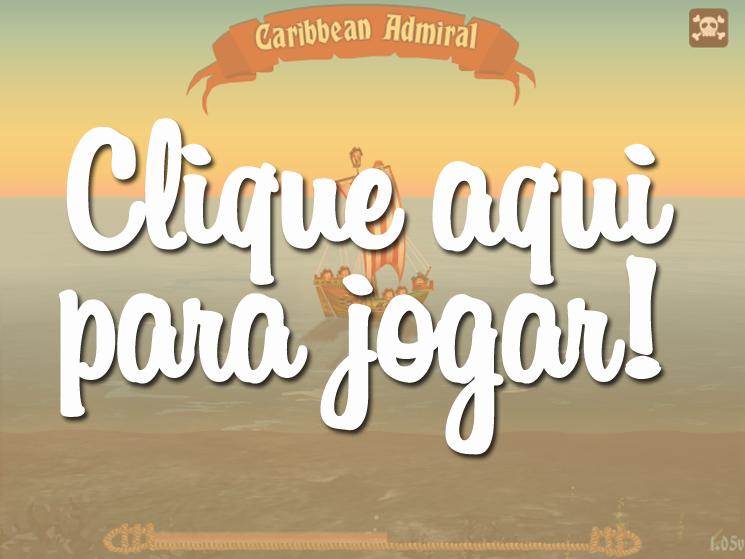Jogos online: Caribbean Admiral