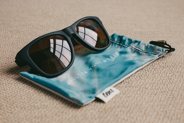 Óculos deixam o mundo como uma foto do Instagram