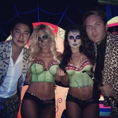 Halloween Playboy Party 2014