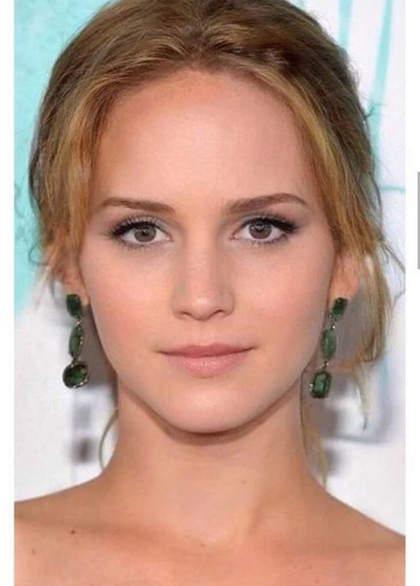 Juntando os rostos de Emma Watson e Jennifer Lawrence