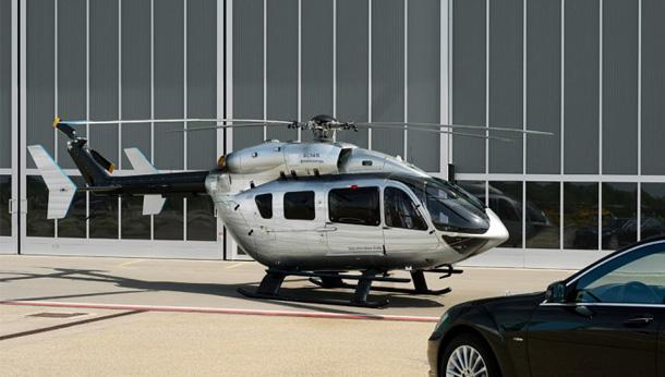 Brinquedos caros: Airbus EC145 Mercedes-Benz