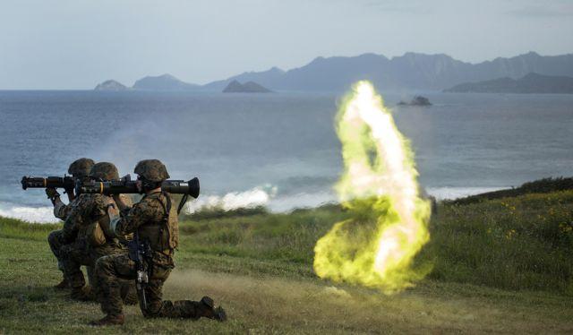 30 imagens do dia-a-dia dos marines