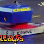 Batalha de robôs é muito louca de assistir
