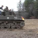 M5 Satan - Um tanque de guerra que cospe fogo
