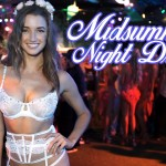 Playmates dentro do The Midsummer Night's Dream Party 2015