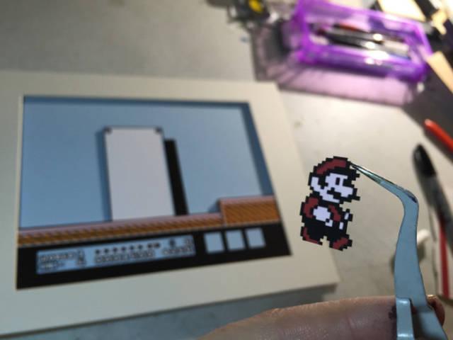 artista-cria-quadro-em-3d-do-super-mario10