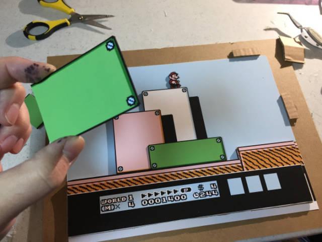 artista-cria-quadro-em-3d-do-super-mario12
