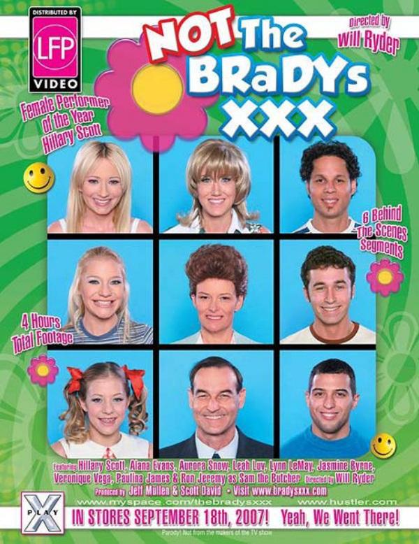 #13. Brady Bunch - As paródias pornôs mais pesquisadas no google