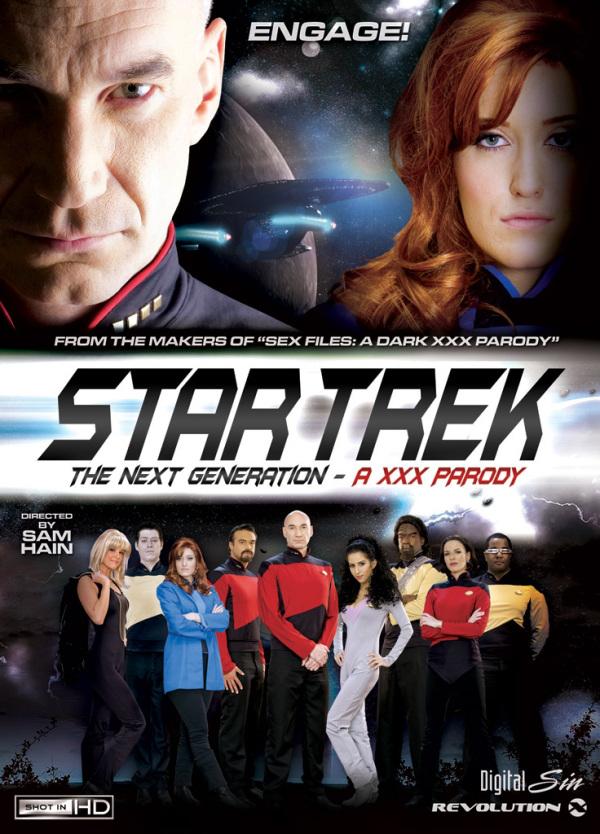 #14. Star Trek - As paródias pornôs mais pesquisadas no google
