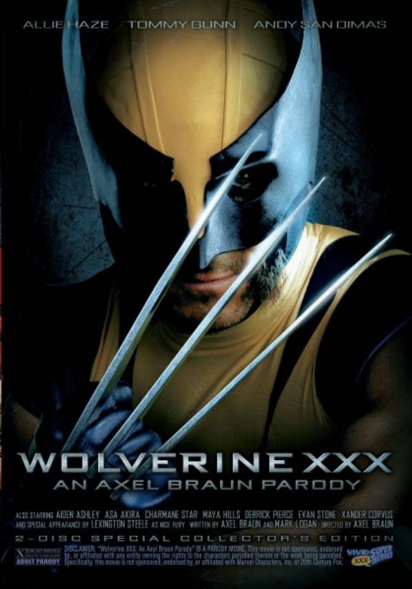 #8. Wolverine