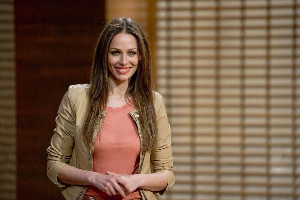 Eva González direto do MasterChef Espanha
