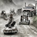 Mad Max kart Paintball