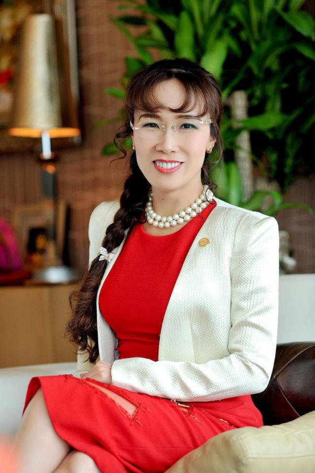 Nguyen Thi Phuong Thao, CEO da empresa VieJet