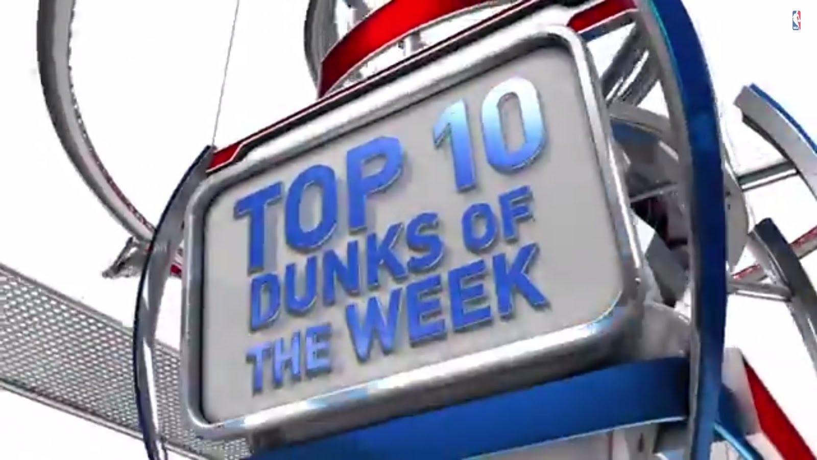 TOP 10 NBA 17/04/2016