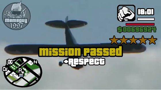 O cara roubou um avião no maior estilo GTA