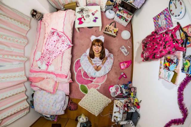 Tóquio - Ryoko, 25 anos, engenheiro de TI
