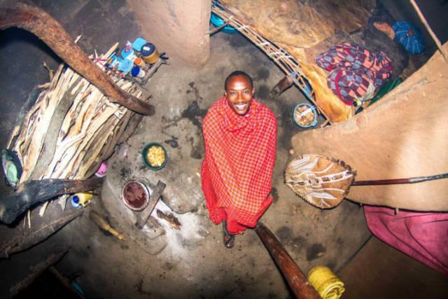 Echo Manyata, Quênia - Ezequiel, 22 anos, guerreiro