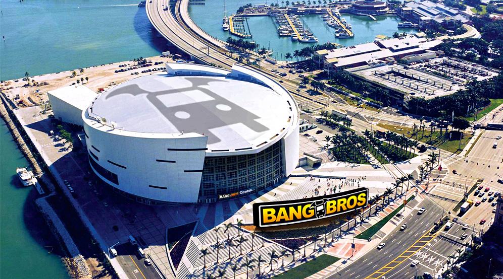 O Site pornô BangBros ofereceu 10 milhões de dólares pelo naming rights do Miami Stadium