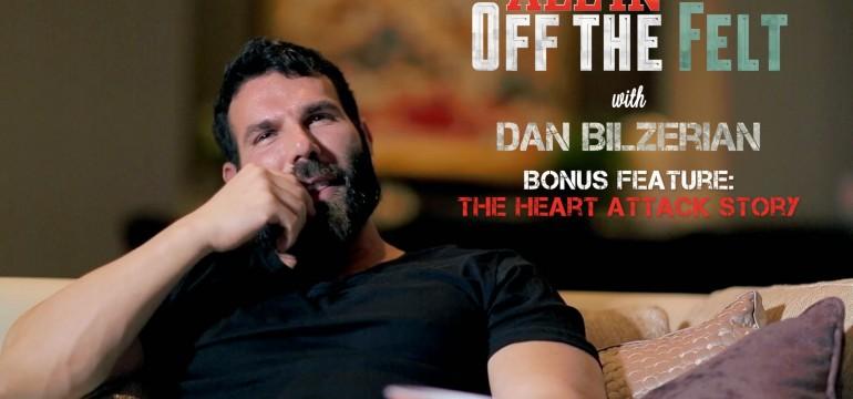 Dan Bilzerian conta sobre os seus dois ataques cardiacos