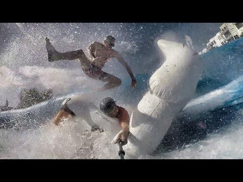 urban surfing