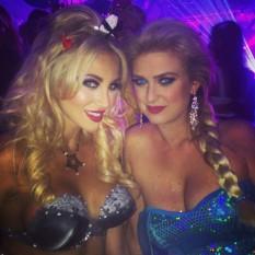 Halloween Playboy Party 2014