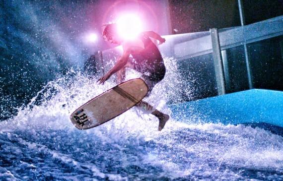 Surfing Indoors