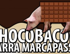 Aprenda como fazer o chocobacon