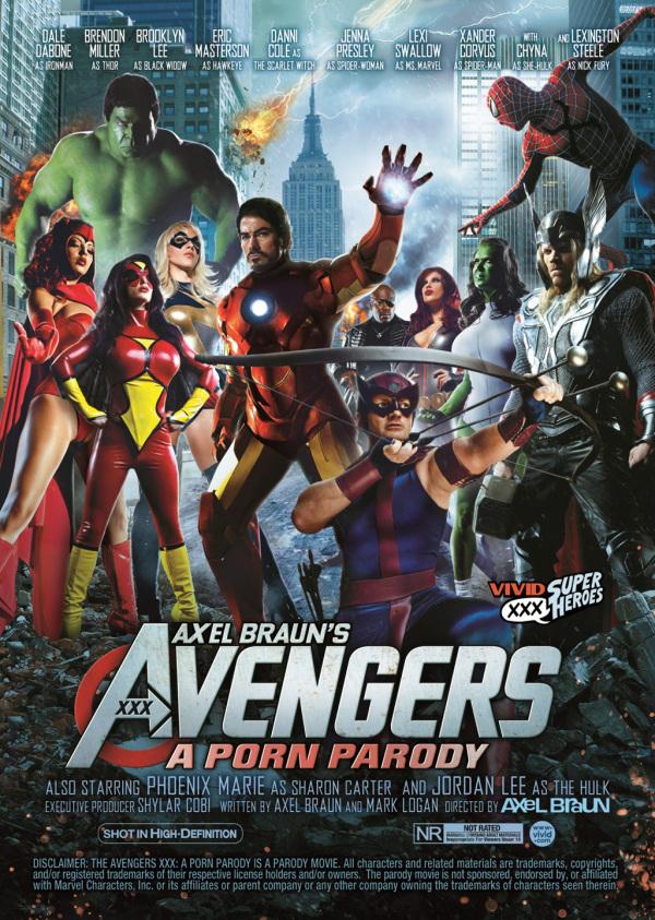 #1. Avengers