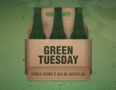 Green Tuesday: Heineken te dá desconto de 30% na troca de latas de qualquer marca