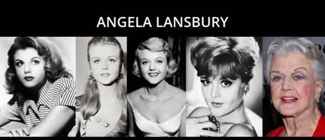Timeline de envelhecimento Angela lansbury