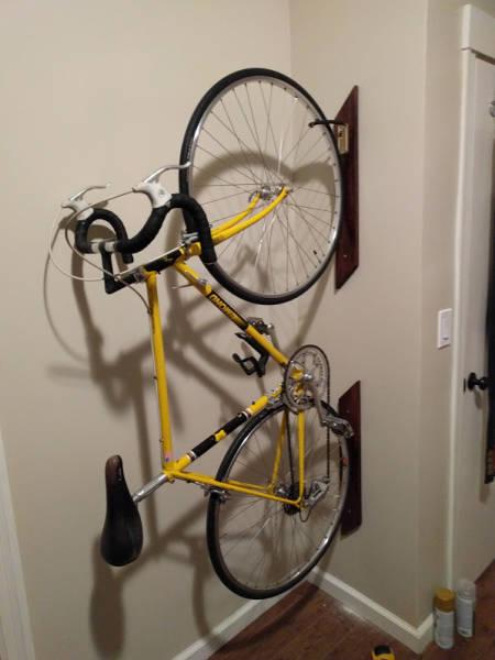 Aprenda como criar um rack para sua bicicleta