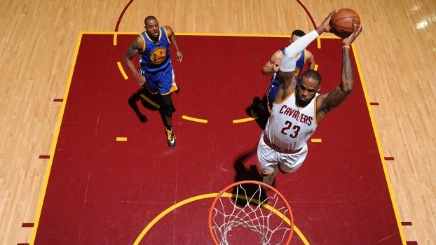 TOP 5 do jogo 6 da final de 2016 entre Warriors e Cavs