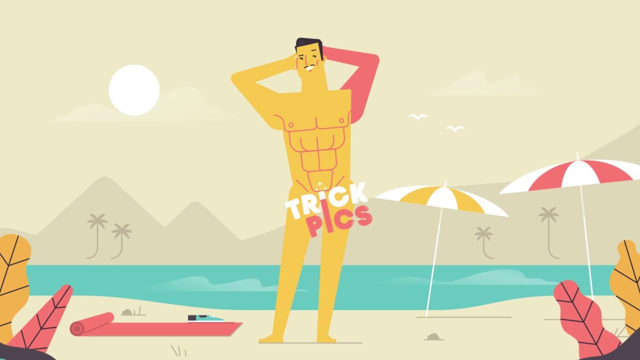 Trickpics | o app para enviar nudes do pornhub