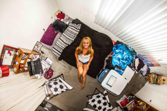 Los Angeles - Tosha, 26 anos, go-go dancer