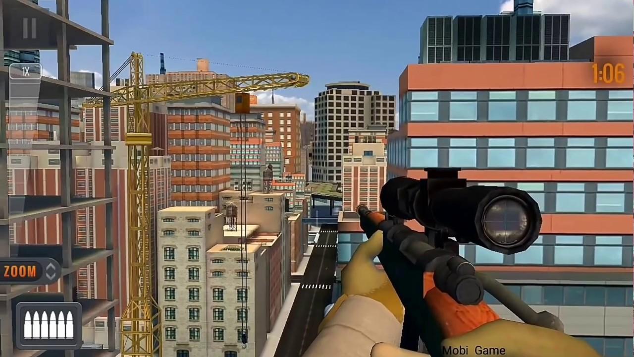 Sniper 3D | Um slot completo na Liga de Ouro